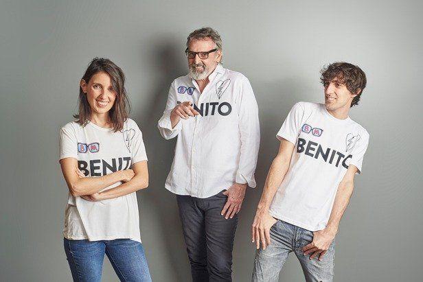 Benito Fernández celebra sus 60 años con una marca en familia