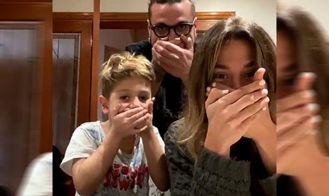 Jimena Barón estalló contra quienes cuestionan su convivencia con Daniel Osvaldo: Voy a vivir como se me cante