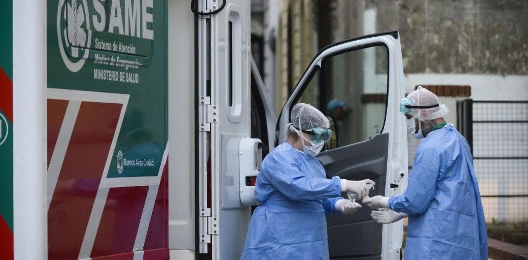 Coronavirus en Argentina: 520 muertos y 717 nuevos contagios