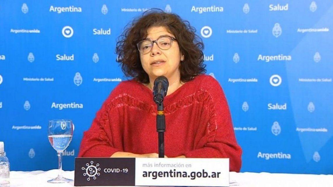 Muertes en aumento: Carla Vizzotti pidió no subestimar los síntomas del coronavirus