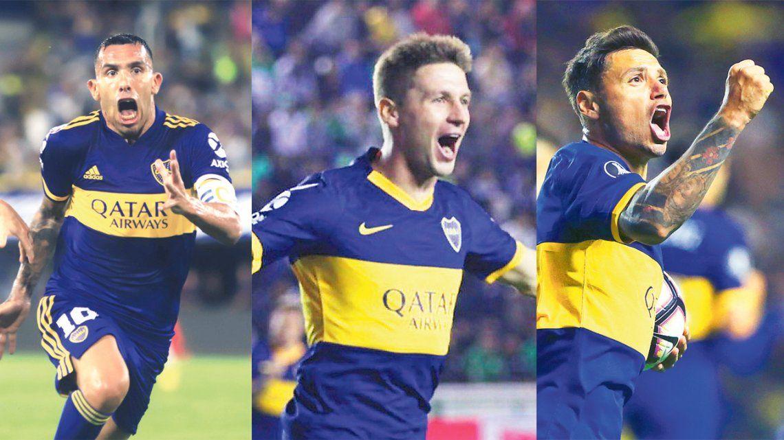 Boca: Russo pidió por la continuidad de tres futbolistas