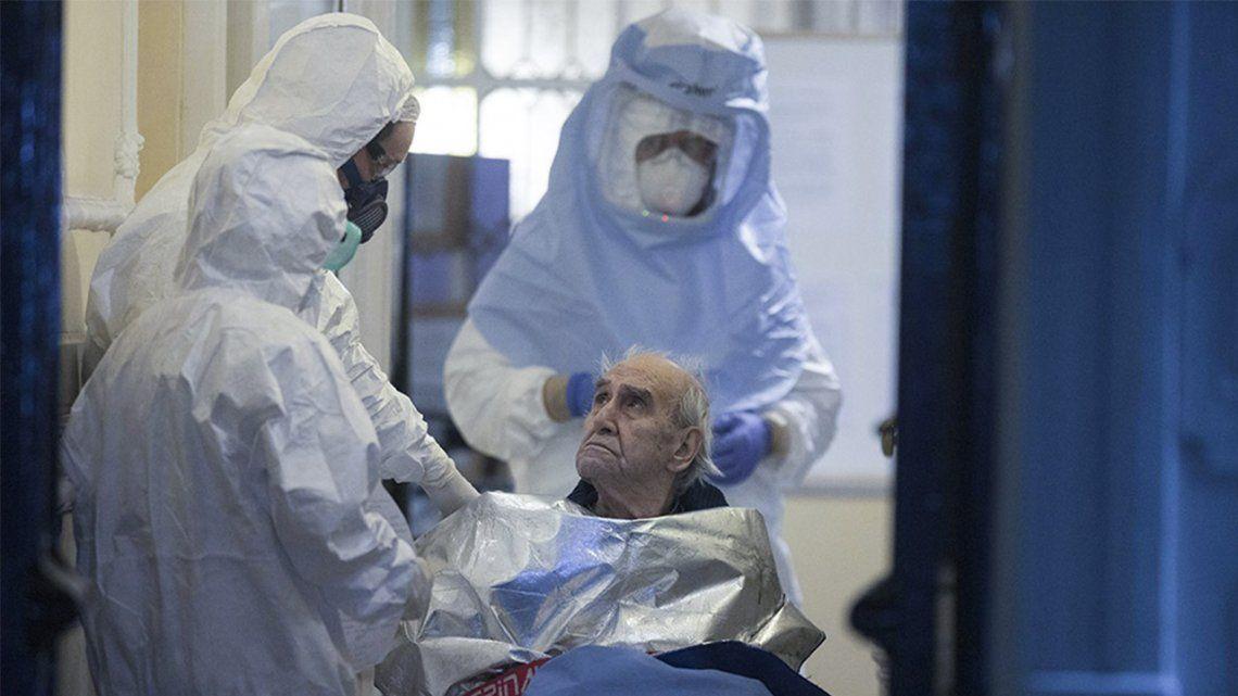 Coronavirus: registraron 2 nuevas muertes y 637 casos en las últimas horas