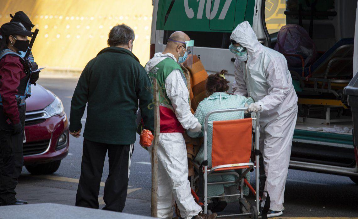 Coronavirus: se superaron las 45.000 muertes en Argentina