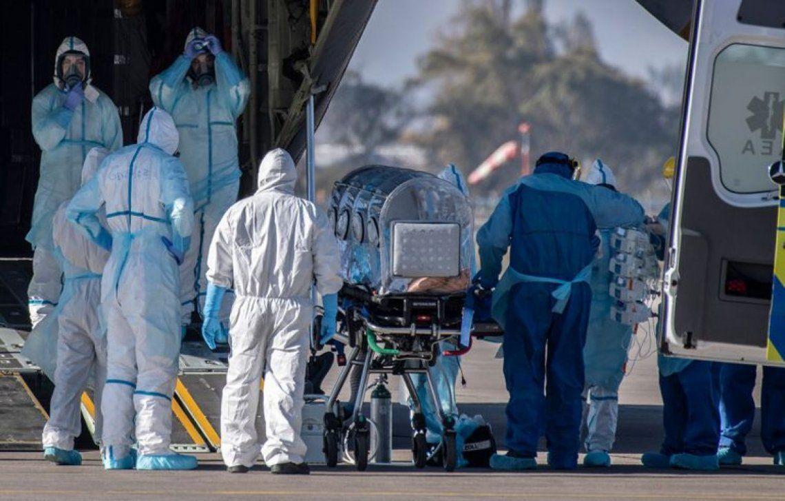 Chile registra 75 muertes en un día, la mayor cifra desde el inicio de la pandemia por coronavirus