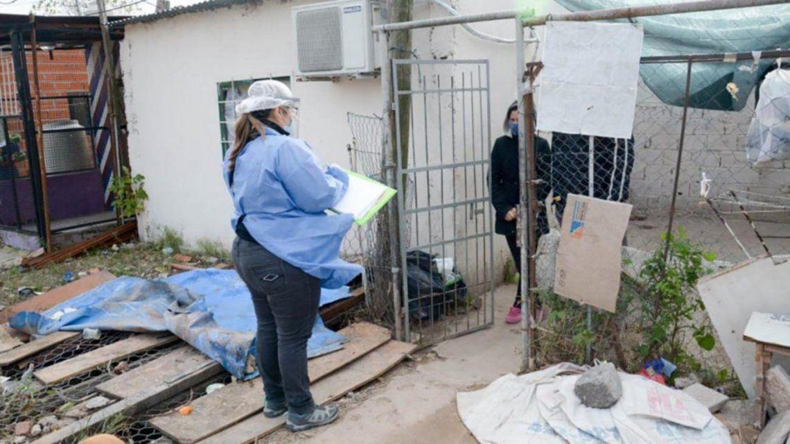 Coronavirus en Villa Azul: murieron dos vecinos que estaban internados