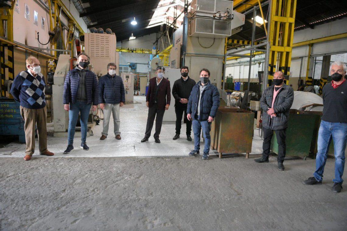Ituzaingó: reabrió sus puertas la empresa Prive