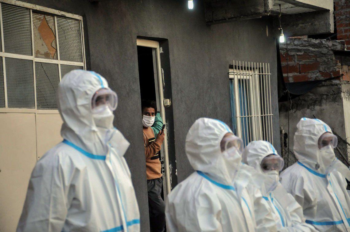La Plata: aislan parcialmente a un barrio popular de Berisso y Ensenada por 39 casos de coronavirus