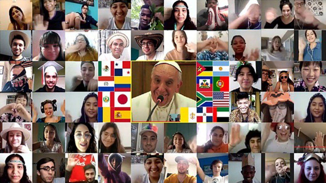 Día Mundial del Ambiente: el papa Francisco mantendrá una videoconferencia con jóvenes de América Latina y el Caribe