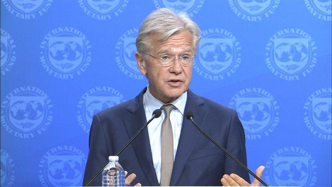El FMI destacó que aún no comenzaron las negociaciones formales con Argentina para un nuevo programa