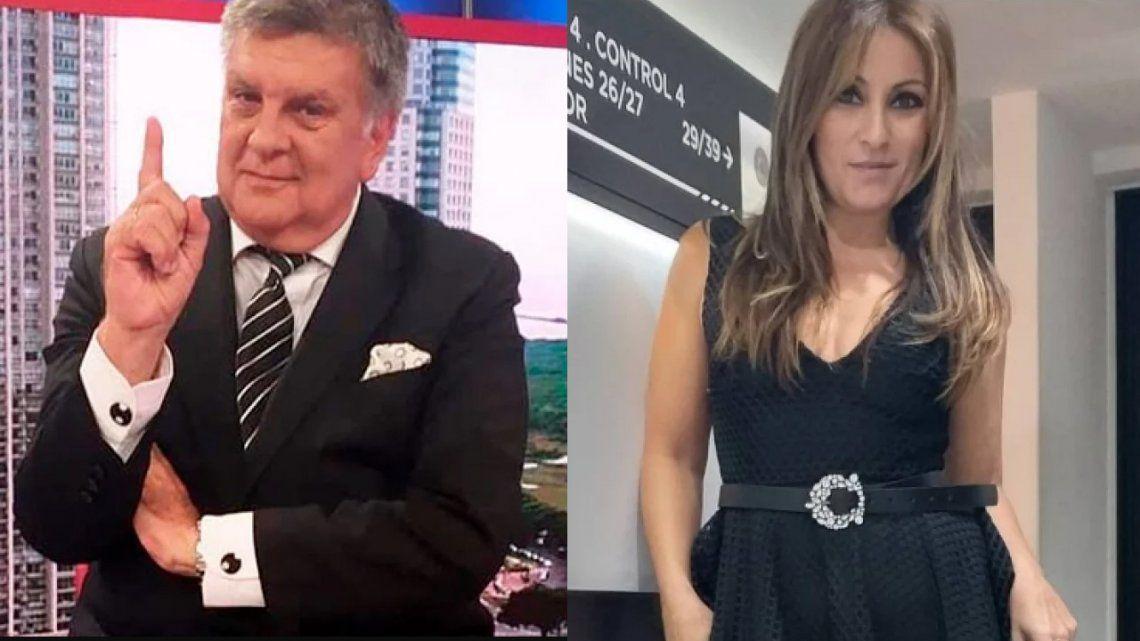 Luis Ventura blanqueó el motivo de su pelea con Marcela Tauro