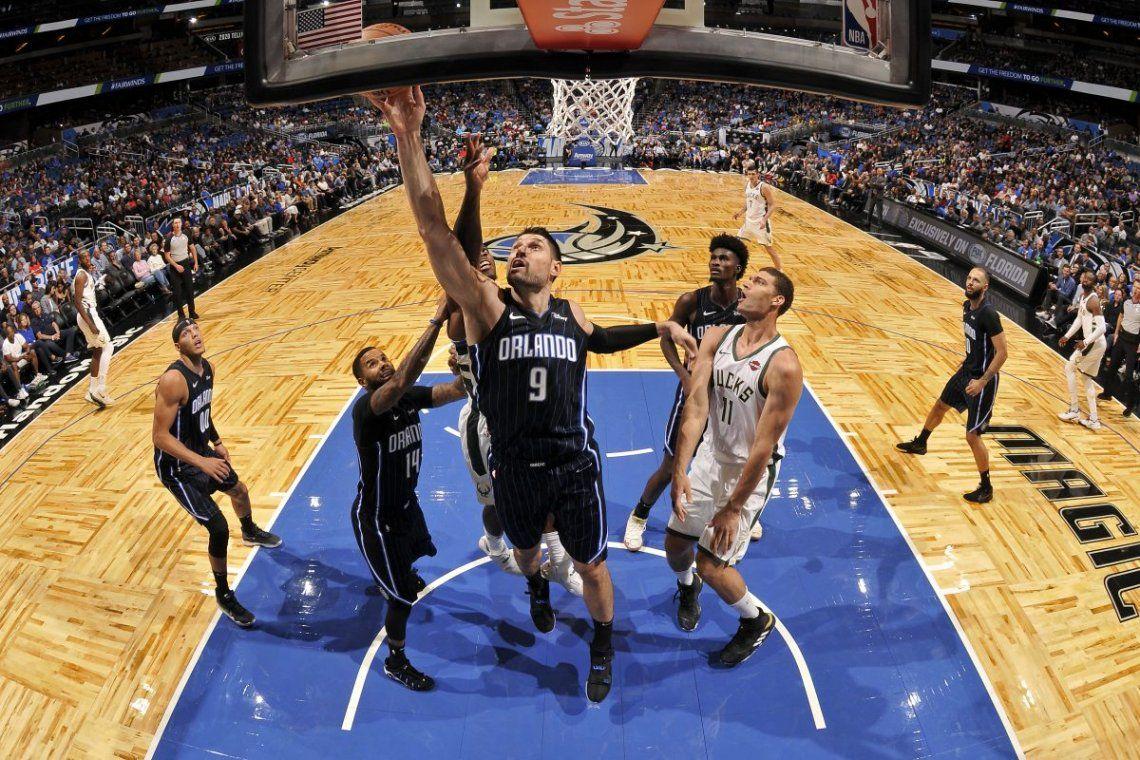 Vuelve la NBA: será a partir del 31 de julio en las instalaciones de Disney World