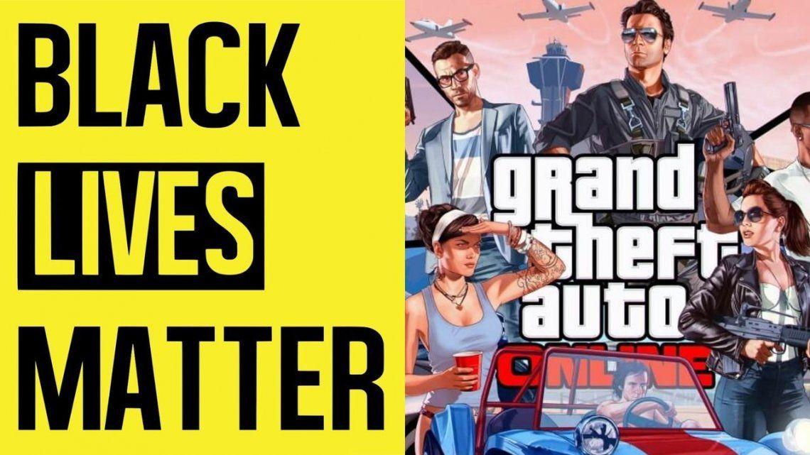 GTA y Red Dead cerraron sus servidores online en homenaje a George Floyd