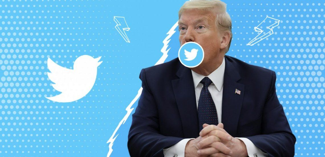 La pelea entre Twitter y Trump suma un nuevo round