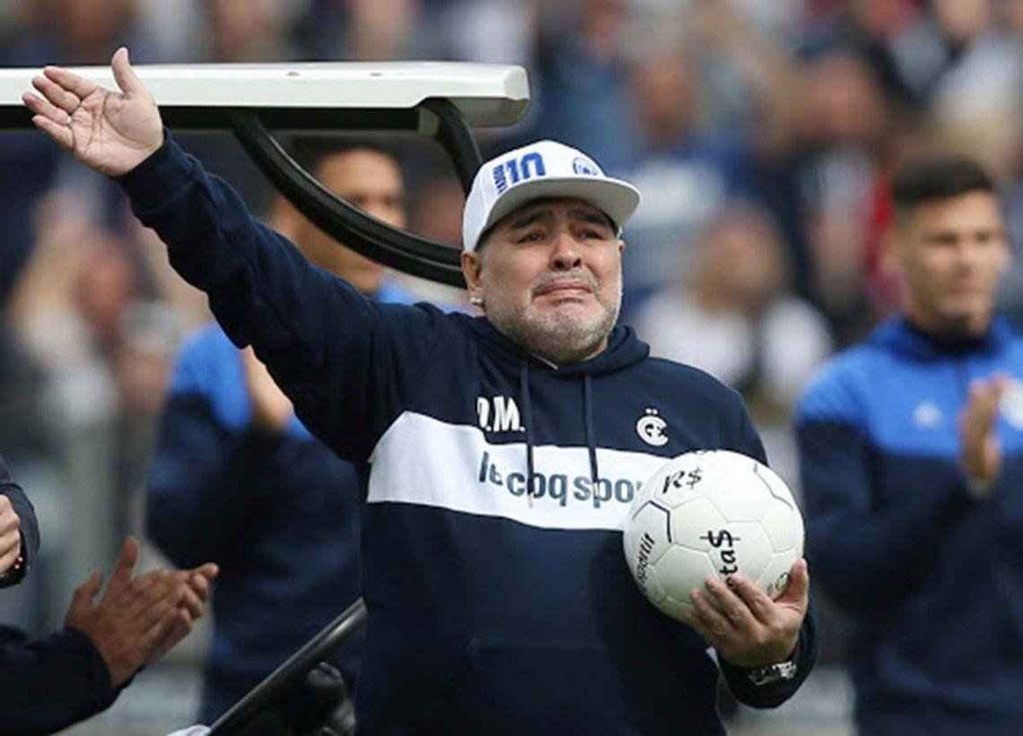 Opinión   Ese lugar que encontró Maradona