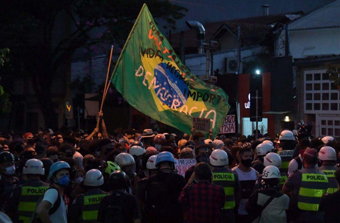 Bolsonaro contra las protestas: Ganaremos la guerra, Brasil no girará a la izquierda