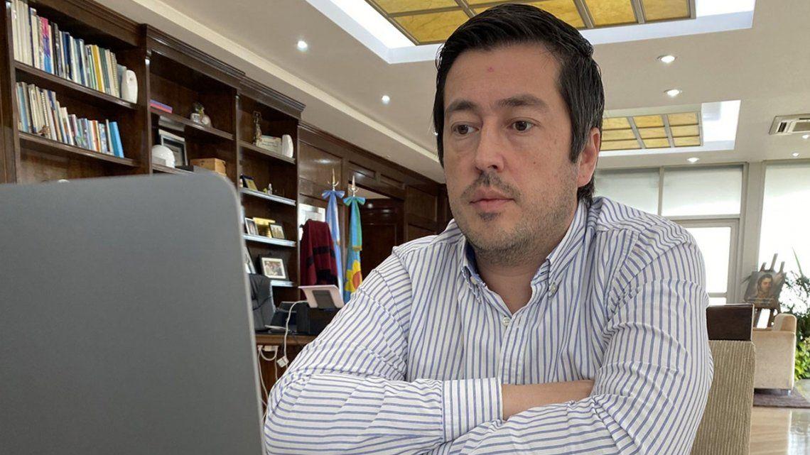 Leonardo Nardini, un jefe comunal que suma cuestionamientos