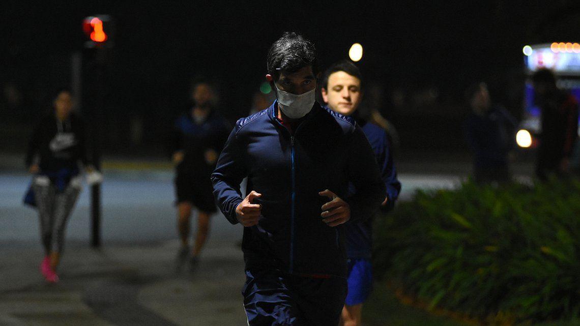 La Paternal: salió a correr, se descompensó y murió