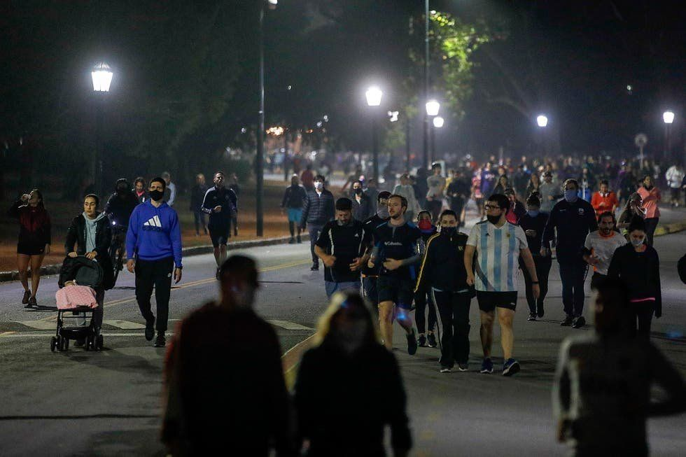 Salidas deportivas: el Gobierno porteño evaluará el impacto el fin de semana