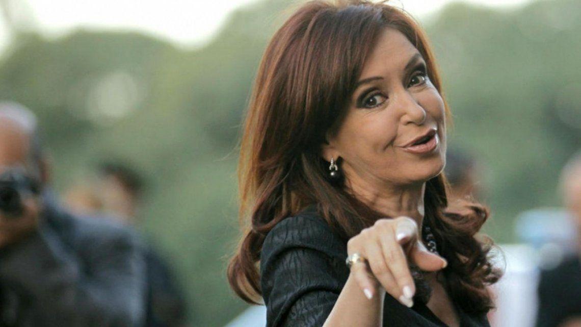 Cristina contra la gestión de Macri: La asociación ilícita eran ellos
