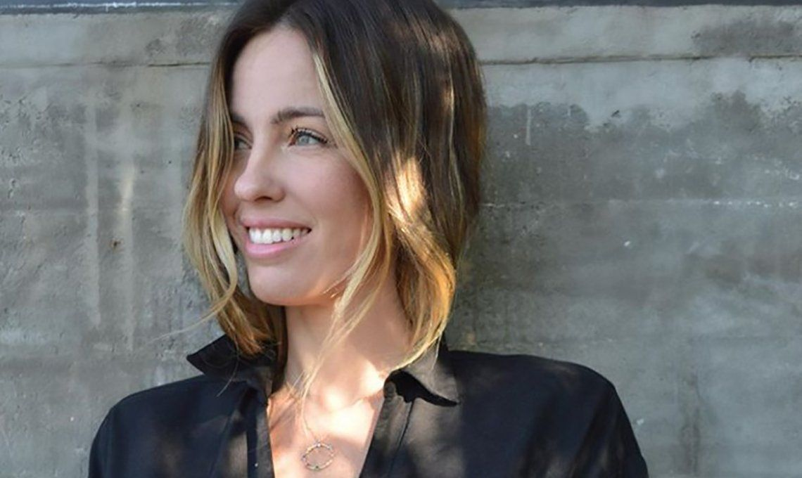 Rocío Guirao Díaz hizo un descargo después que se filtrara un polémico chat
