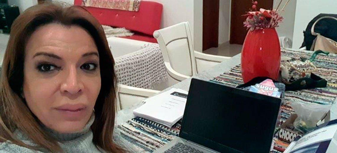 Lizy Tagliani reprobó su primer parcial en Derecho: ¡y eso que está asesorada por Burlando!