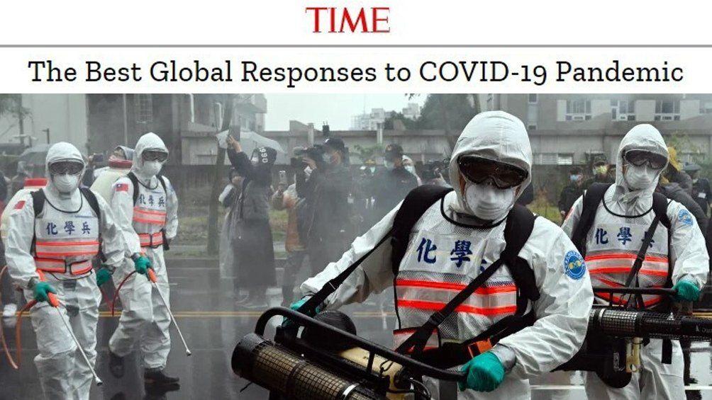 Revista Time valora la respuesta de Argentina a la pandemia