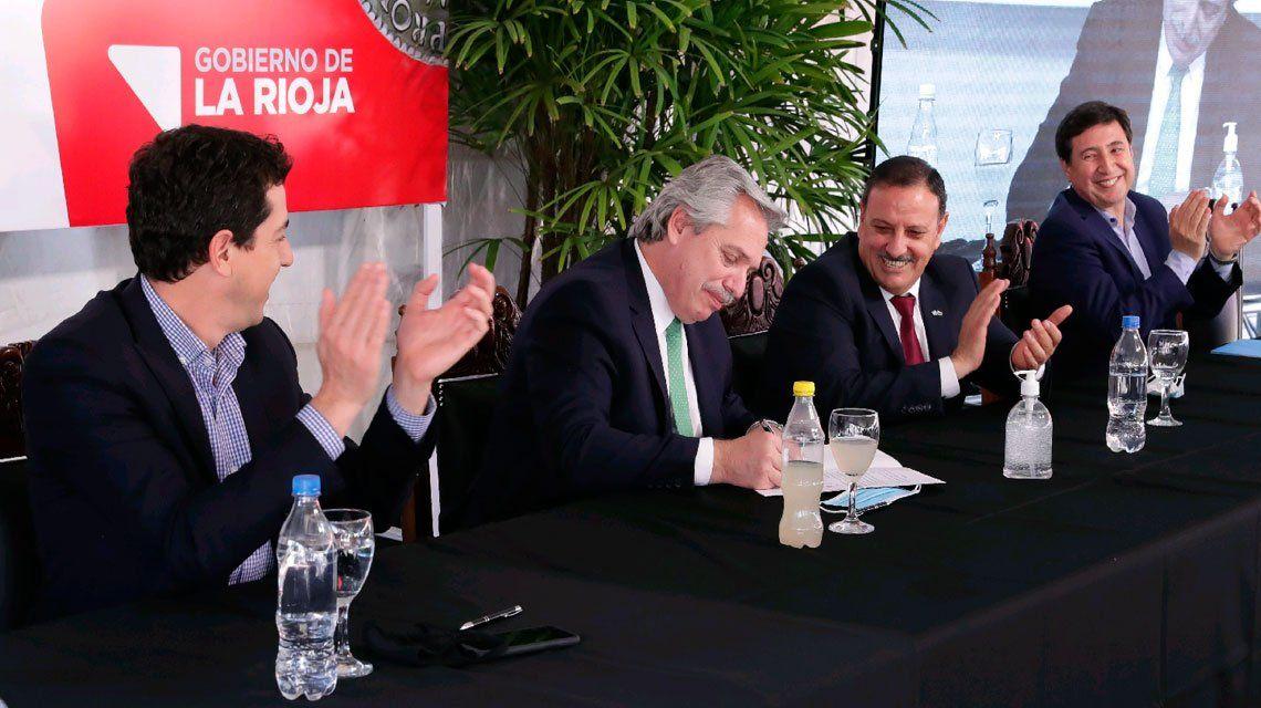 Alberto Fernández canceló su viaje a Catamarca por el caso Insaurralde