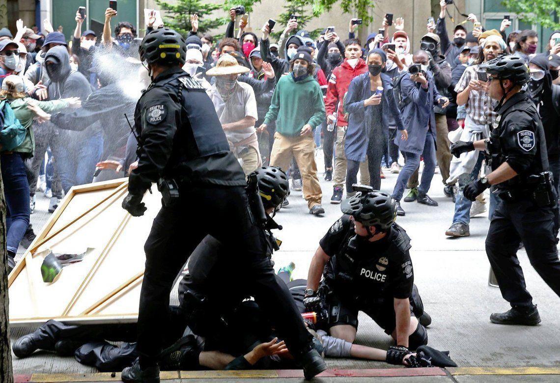 Los reclamos de la población por la continua mano dura de la Policía vienen de larga data.