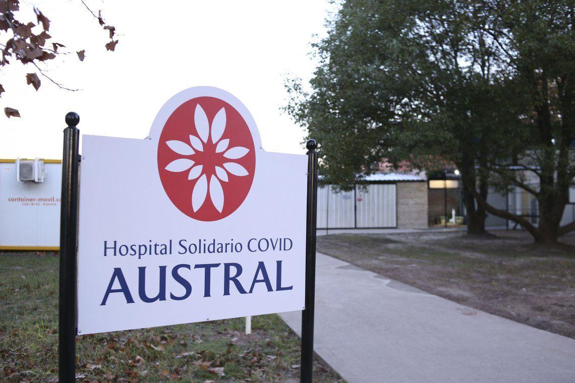 Cuidarnos entre todos: un hospital solidario en Pilar atiende a pacientes críticos con Coronavirus sin cobertura médica