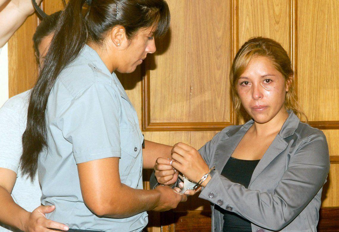 La condenada Silvia Luna recibió una pena de 13 años