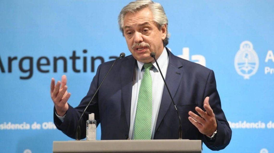 Alberto Fernández: El rescate de Vicentin es estratégico para el desarrollo del país