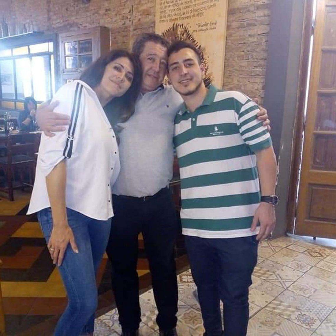 Encontraron sin vida al hermano de Pamela David en su casa de Santiago del Estero