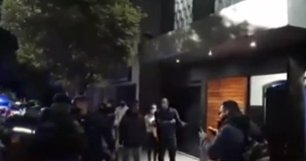 Inauguraron un boliche e hicieron un live de Facebook: más de 100 detenidos