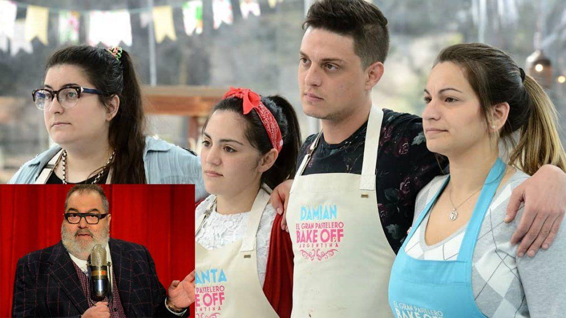Guerra por el rating: los pasteleros de Bake-Off otra vez derrotaron a Lanata