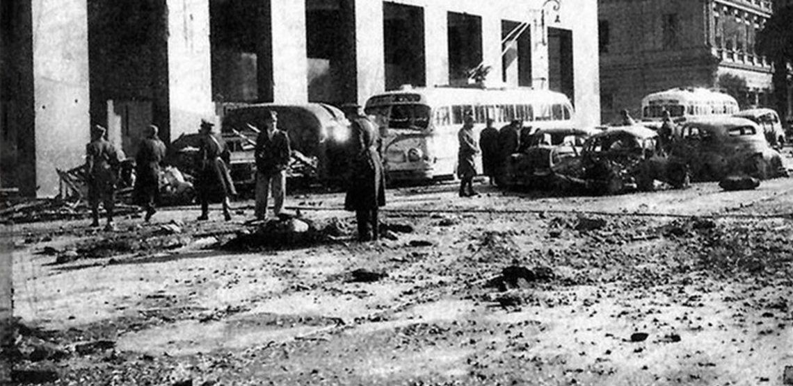 OPINIÓN: Bombardeo a la Plaza de Mayo: un anticipo de la dictadura del 76