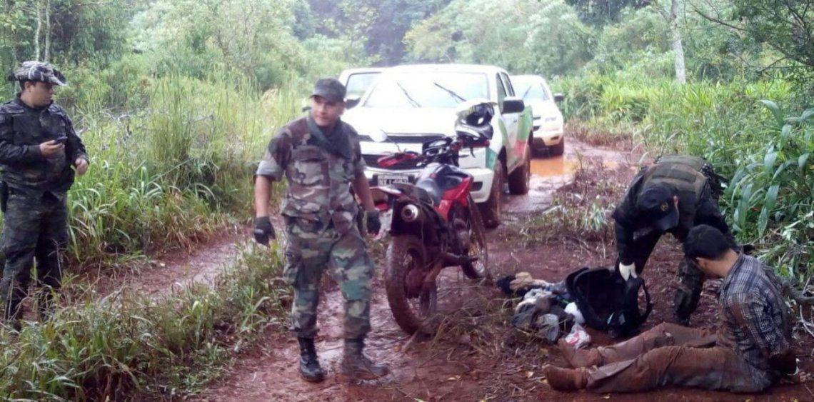 Detienen a un concejal y a un gendarme por cazar en una Reserva