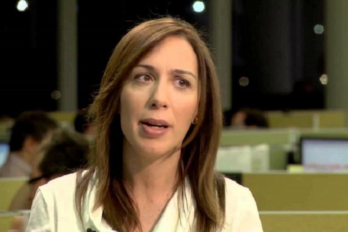 María Eugenia Vidal tiene coronavirus: Me confirmaron el diagnóstico de Covid-19 positivo