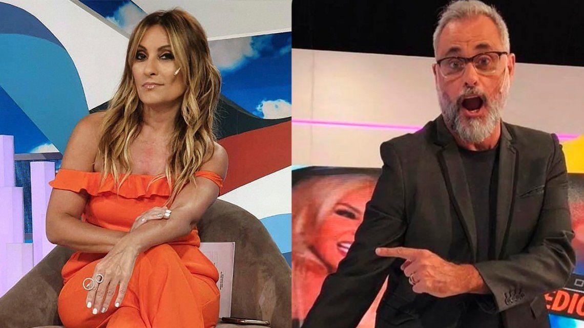¡Reconciliados! Al final, Marcela Tauro se amigó con Jorge Rial y vuelve a Intrusos