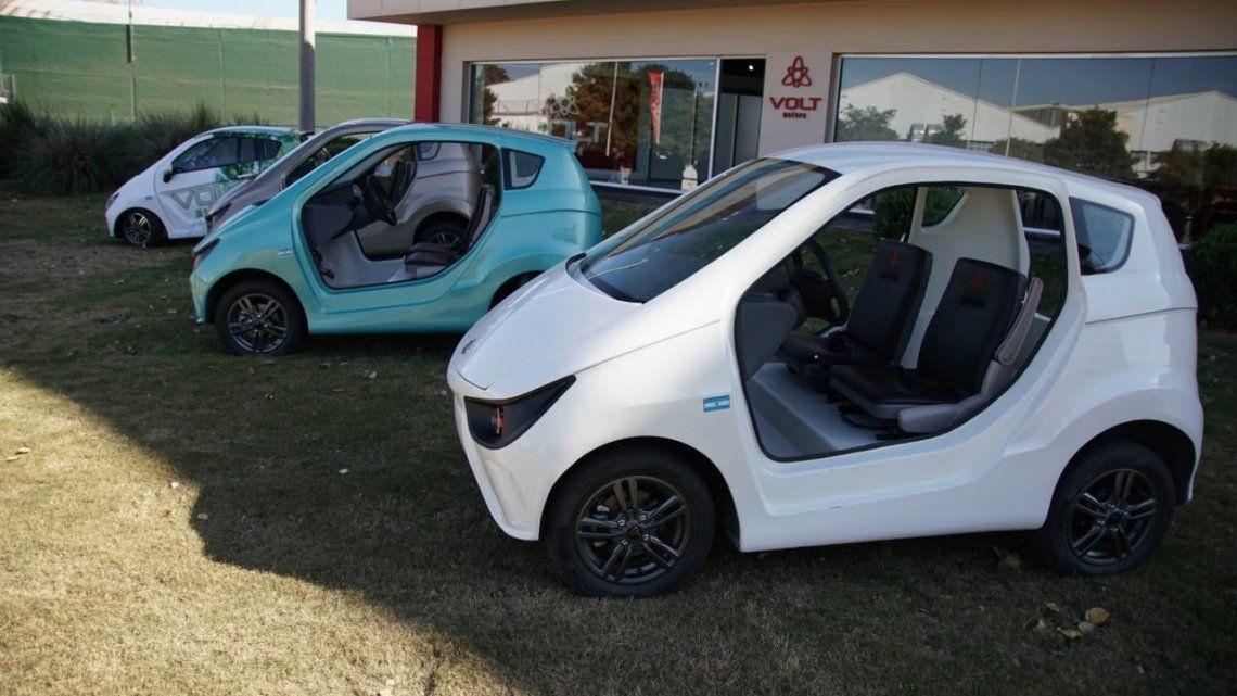 Gobierno aprobó los primeros autos eléctricos producidos en la Argentina