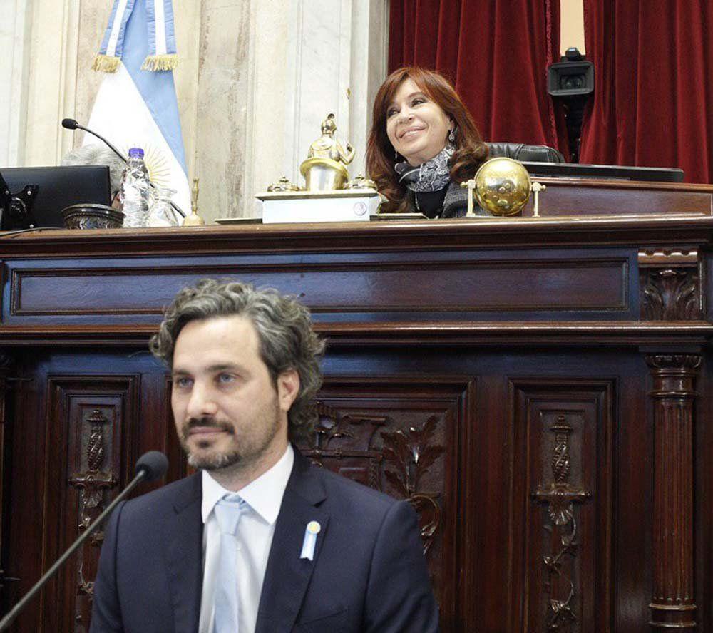 Santiago Cafiero afirmó que el Gobierno no busca avanzar con expropiaciones y defendió la intervención de Vicentin