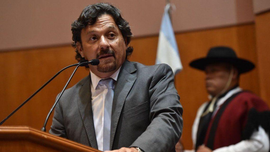 Gobernador de Salta pide que el Ejército controle el ingreso de bolivianos con coronavirus