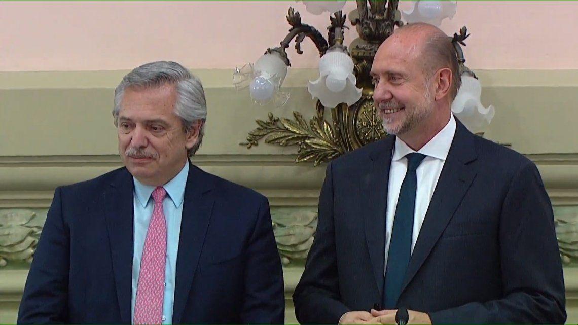 Vicentin: El gobierno apoya proyecto de Perotti de una nueva intervención sin expropiación