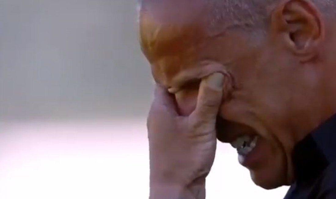 Conmovedor: el llanto de un técnico italiano que perdió a su madre por el coronavirus