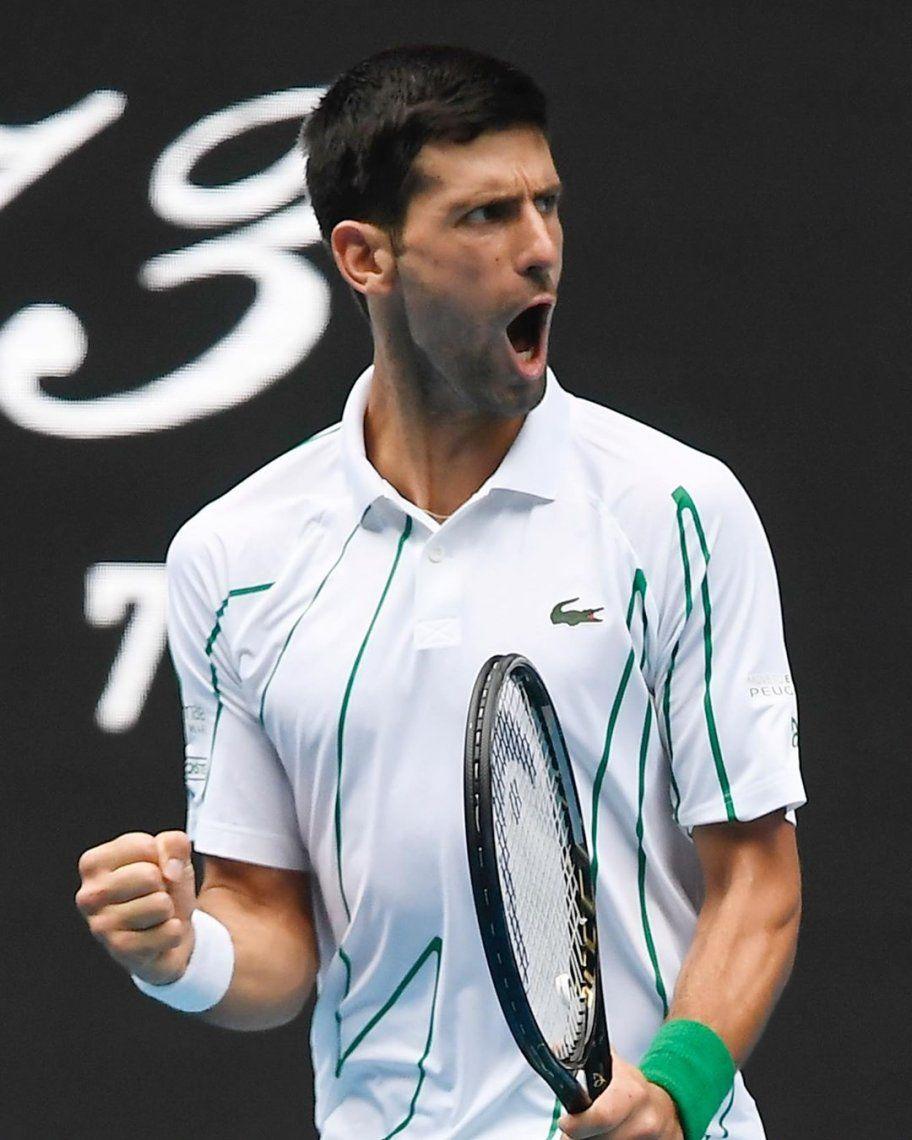 Novak Djokovic también dio positivo de coronavirus: fuertes acusaciones contra el serbio