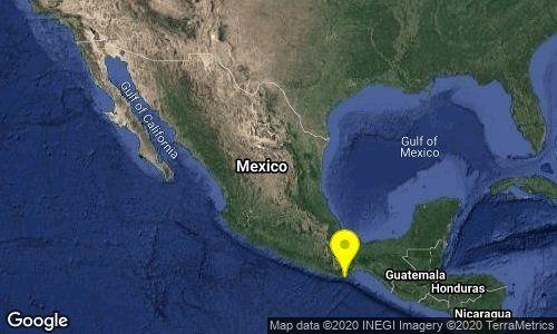 México: terremoto de magnitud 7,5 se siente con fuerza en el DF y hay alerta de tsunami