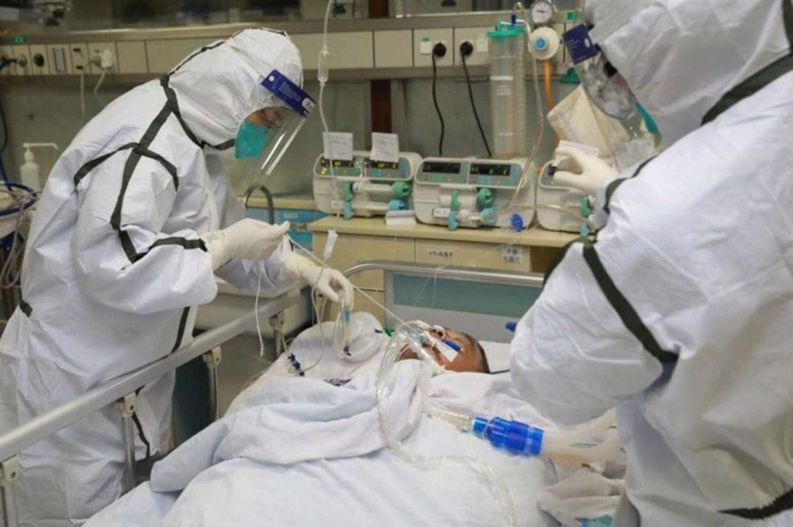 Coronavirus en Argentina: 52 nuevas muertes y 4.824 nuevos contagios