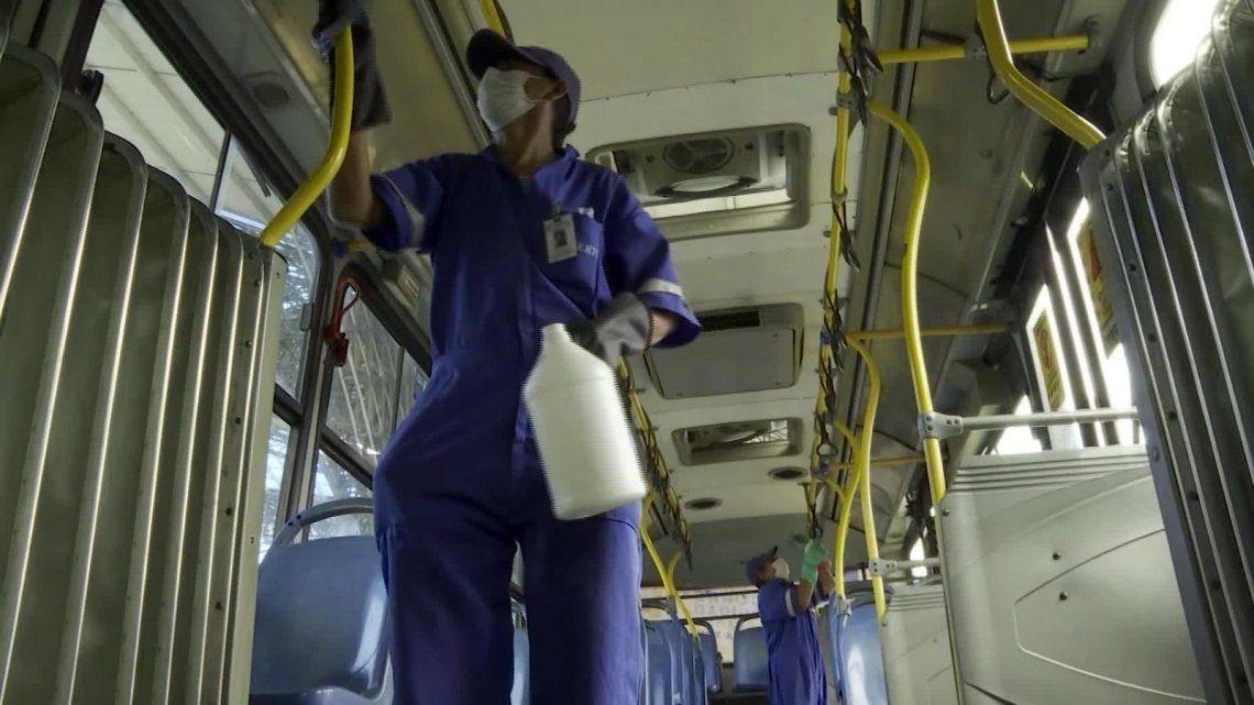 Coronavirus en AMBA: se evalúa suspender el transporte público por 15 días