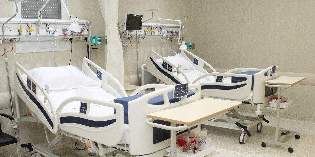 Las camas de terapia intensiva