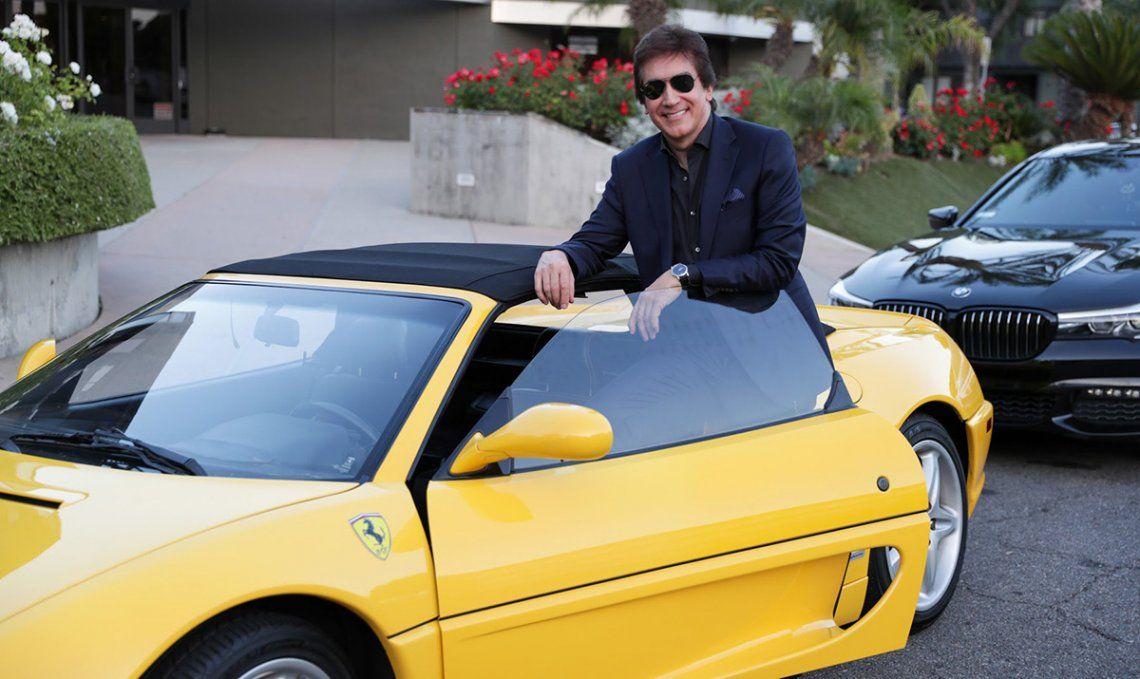 El pastor de la Ferrari ya misiona en la Argentina de la mano de Pergolini