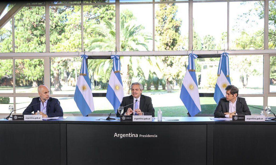 Alberto Fernández anunció una cuarentena más estricta hasta el 17 de julio: solo podrán circular esenciales